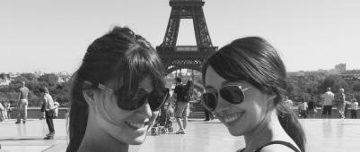 Margaux & Mathilde