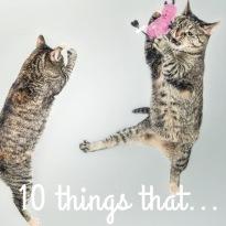 10 things that