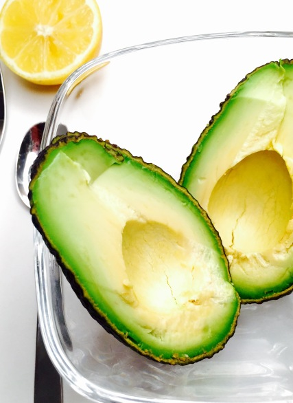 Avocat recette Guacamole